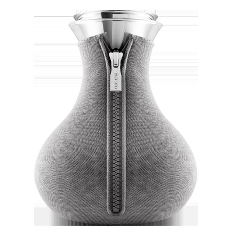 Teezubereiter 1,0 l, Dark grey woven