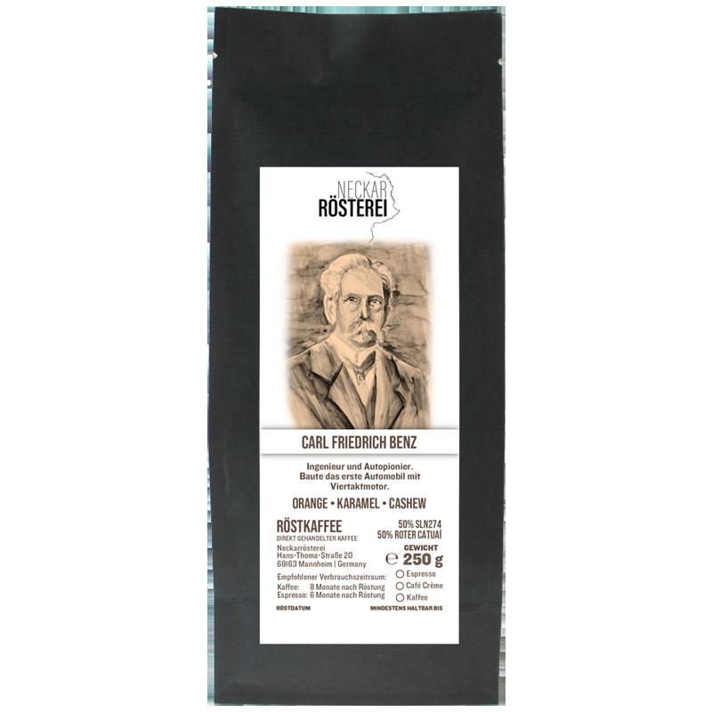 Carl Friedrich Benz - Café Crème
